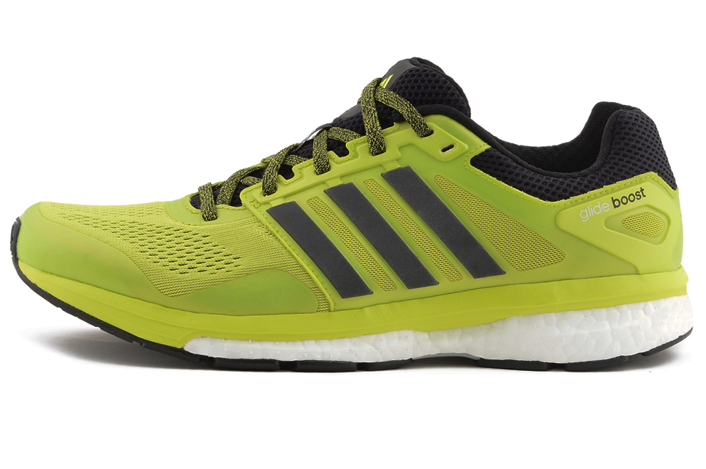 Adidas Supernova Glide Boost 7 m gialle